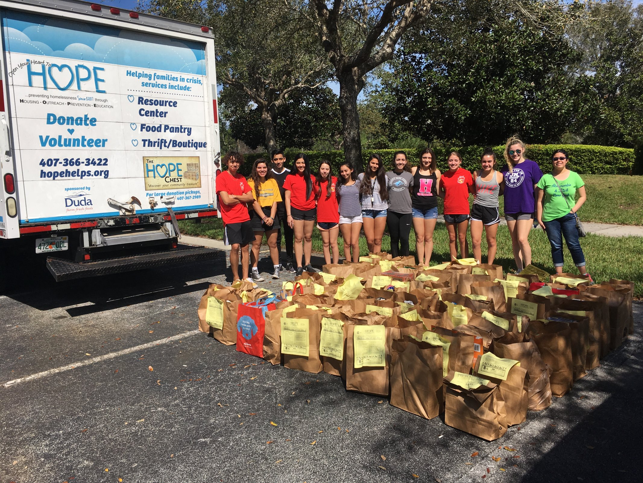 2019 Sanctuary Spring Food Drive (2)