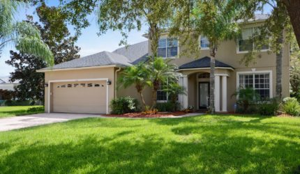 Front view of 1662 Copperleaf Cove, Oviedo, FL 32766