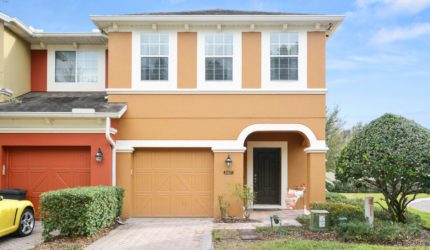 Front view of 5401 Rutherford Pl Oviedo, FL 32765