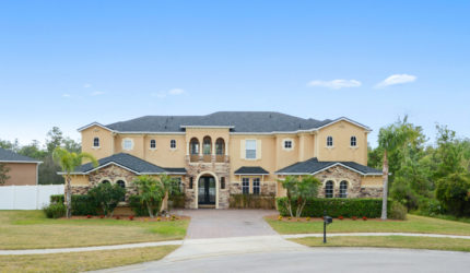 Front view of 3069 Heirloom Rose Place, Oviedo, FL 32766