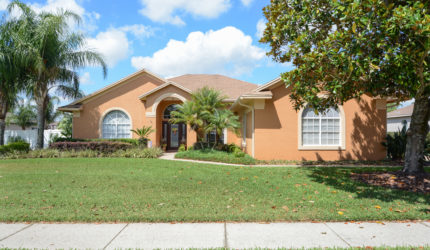 Front view of 1204 Hollow Pine Drive, Oviedo, FL 32765