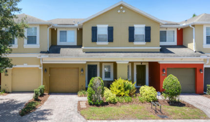 Front view of 2808 Oakville Pl, Oviedo, FL 32765