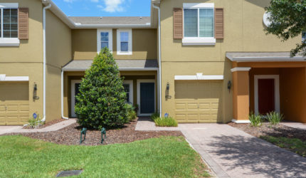 Front view of 5552 Rutherford Pl, Oviedo, FL 32765