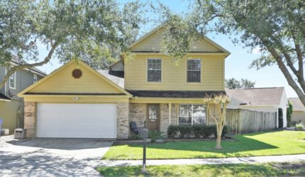 Front view of 1008 Kelsey Ave, Oviedo, FL 32765