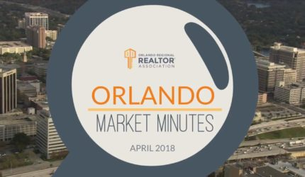 Orlando Home Prices - May 2018