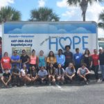 Live Oak Reserve Food Drive for HOPE Helps 2018