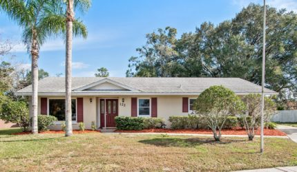 Front view of 122 Temple Dr., Longwood, FL 32750