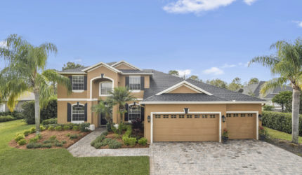 Front view of 2545 Dark Oak Ct, Oviedo, FL 32766