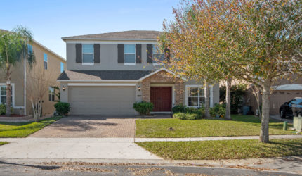 Front view of 15114 Montesino Dr, Orlando, FL, 32828