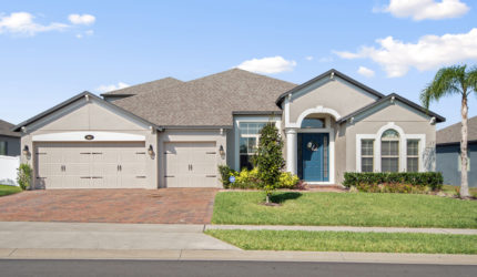 Front view of 641 Lemongrass Ln, Oviedo, FL 32765