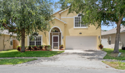 Front view of 1650 Ashland Trl, Oviedo, FL 32765
