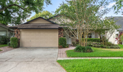 Front view of 1558 Lawndale Cir, Winter Park, FL 32792