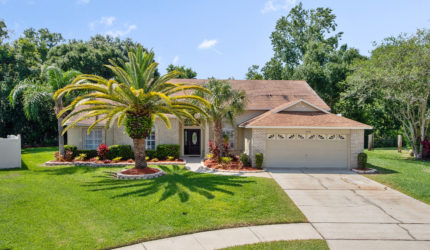 Front view of 2280 Backwater Ct, Oviedo, FL 32766
