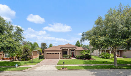 Front view of 3500 Hollow Oak Run, Oviedo, FL, USA