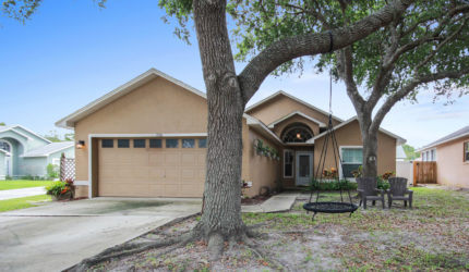 Front view of 1880 Greenbrook Ct, Oviedo, FL 32766