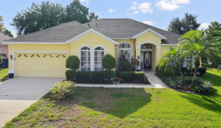 Front view of 342 Lakepark Trail, Oviedo, FL 32765